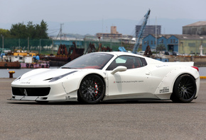 LB Performance, Ferrari, 458, Spider