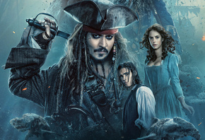 PIRATES OF THE CARIBBEAN DEAD MEN TELL NO TALES, PIRATES OF THE CARIBBEAN,  ...