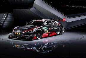 Audi, RS 5, Coupe, DTM
