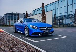 Mercedes-Benz S63 AMG Coupe, Mercedes-Benz, S63, AMG, Coupe, Мерседес