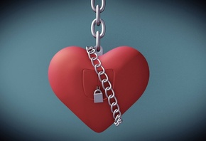 valentine day, celebrations, heart, lock