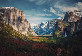йосемити, национальный парк, калифорния, горы, yosemite, national park, cal ...