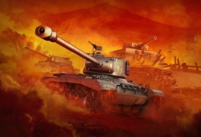 World of Tanks, игра, танки