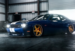 DODGE, CHALLENGER, SRT, 392