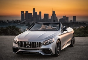 Mercedes, AMG, S, 63, 4MATIC, Cabriolet