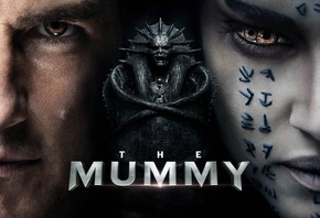 The Mummy, 2017, Фильм, Мумия