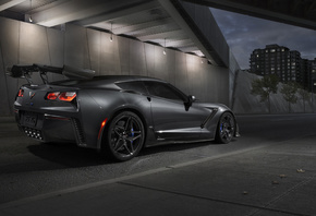 Chevrolet, Corvette, ZR1, 2019