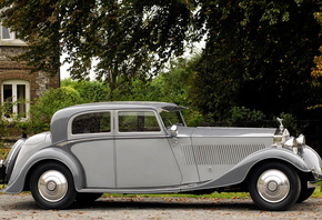 rolls-royce, phantom, continental, 1932