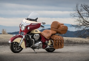Indian, Roadmaster, Classic, мотоцикл