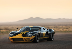 ford, GT40, 1966