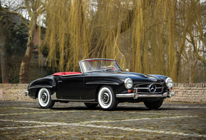 Mercedes-Benz, Retro, 1955-62, 190 SL