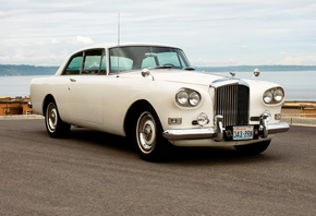 bentley, S003, continental, coupe, 1964