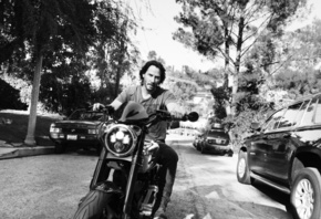 Keanu Reeves, Bike, актёр