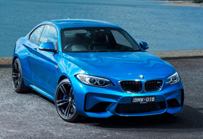 BMW, 2016, M2, Coupe
