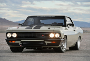 Chevrolet, Chevelle, Recoil, 1966, Ringbrothers