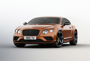 Bentley, Continental GT, Black Edition