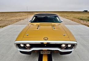 1971, Plymouth, Road Runner, Hemi, 440