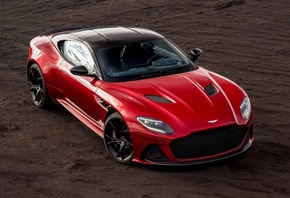 Aston Martin, DBS, Superleggera