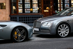 Ferrari, Ff, Bentley