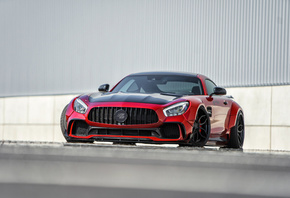 Prior Design, tuning, Mercedes-AMG, GT S