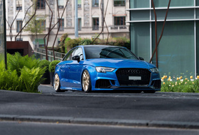 Z-Performance, tuning, Audi, RS3, Sedan