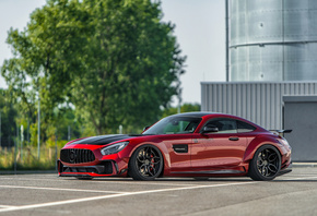 Mercedes-Benz, GT S, AMG, Prior Design