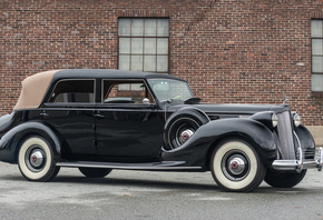 Retro, 1938, Packard, Twelve, All-Weather