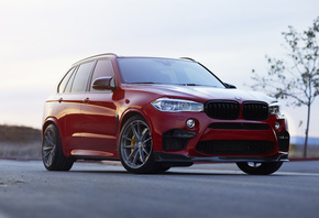 BMW, X5M, SUV, tuning, Predator, RED, X5, F85