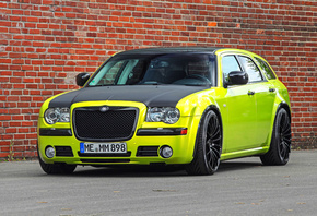 Chrysler, 300C, SRT