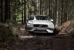 Volvo, V60, Cross Country