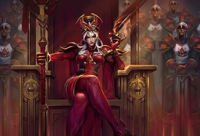 SALLY WHITEMANE, WORLD OF WARCRAFT