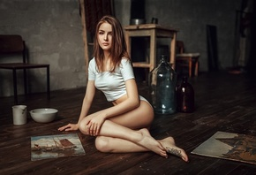 Girl, Body, Picture, Legs, Vasilisa Sarovskaya