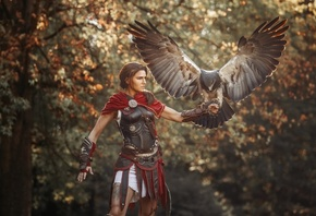 Cosplay, Kassandra, Assassins Creed, Odyssey
