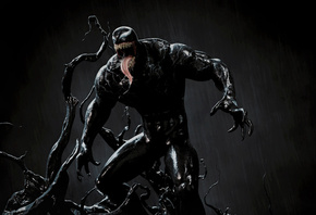 Venom, artwork