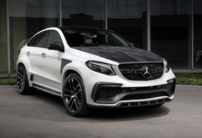 Mercedes-Benz, GLE, 63, AMG, Coupe