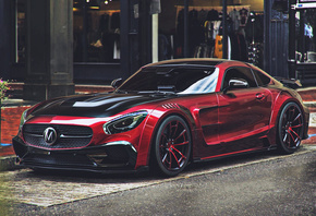Mansory, Mercedes, AMG, GT S, tuning, supercars