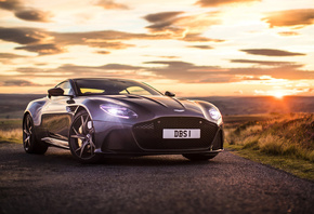 Aston Martin, DBS, Superleggera, 2019