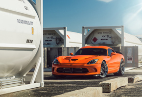 Dodge, Viper, ADV1, wheels