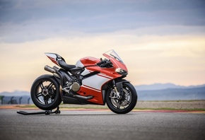 Ducati, 1299, Superleggera, мотоцикл