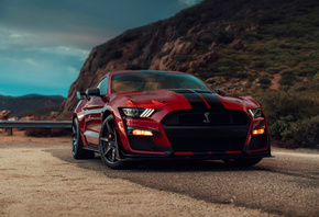 2020, Ford, Mustang, Shelby, GT500