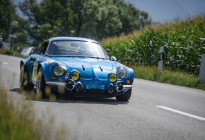 Thomas Zilliox, 500px, French beauty, the Alpine A110