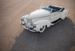 graham, model 97, supercharged, cabriolet, 1938, retro