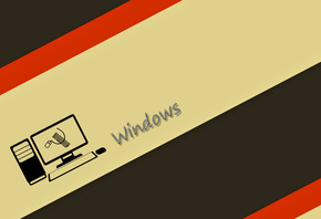 фон, Windows, текст