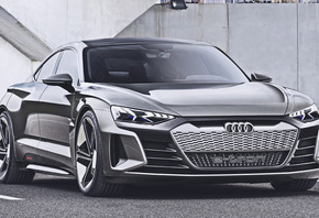 Audi, E-Tron, GT, supercars, 2020, cars, electric cars