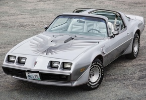pontiac, trans am, 1979, muscle