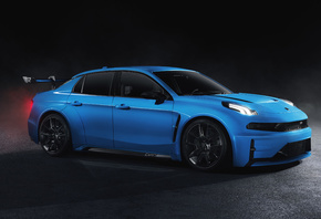 Lynk, Co 03, Cyan, Concept