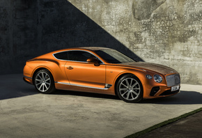 Bentley, Continental, V8