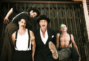 Red Hot Chili Peppers, Музыка, группа