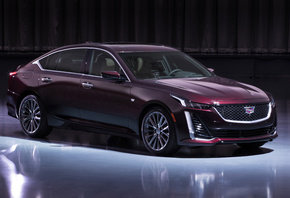 2020, Cadillac, CT5, Premium, Luxury