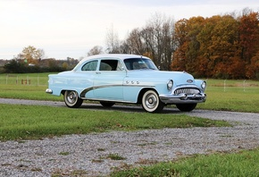 buick, special, tourback, 1953